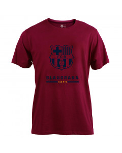 FC Barcelona Ride Red T-Shirt