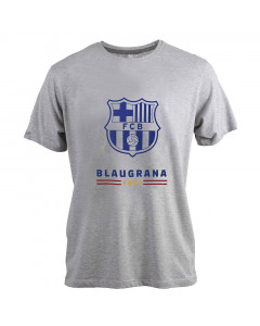 FC Barcelona Ride Grey T-Shirt