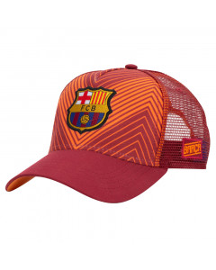 FC Barcelona Summer Trucker Mütze