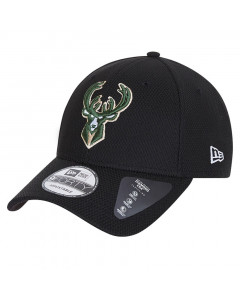 Milwaukee Bucks New Era 9FORTY Diamond Era Mütze