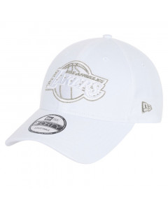 Los Angeles Lakers New Era 9FORTY Metallic Logo kapa