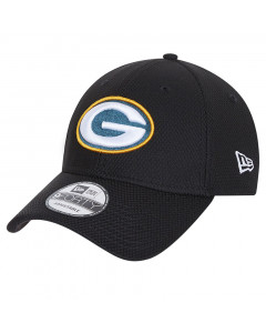Green Bay Packers New Era 9FORTY Diamond Era Mütze