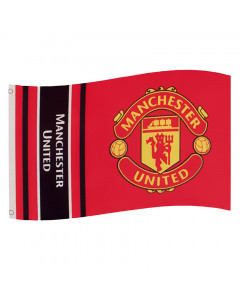 Manchester United WM Flagge 152x 91