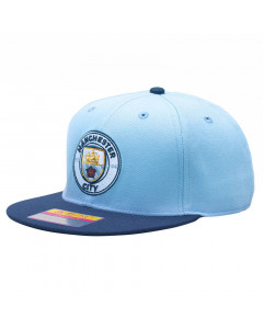 Manchester City  Blue Mütze
