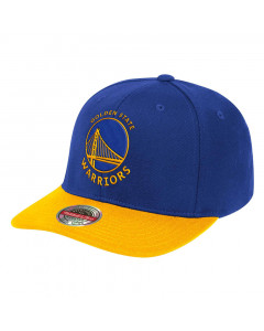 Golden State Warriors Mitchell & Ness Wool 2 Tone Redline Mütze