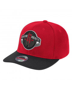 Houston Rockets Mitchell & Ness Wool 2 Tone Redline kapa