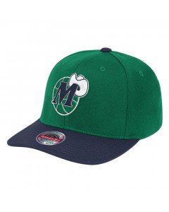 Dallas Mavericks Mitchell & Ness Wool 2 Tone Redline HWC Mütze