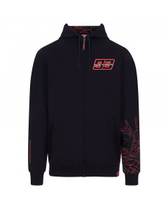 Marc Marquez MM93 Active Graphic Kapuzenjacke