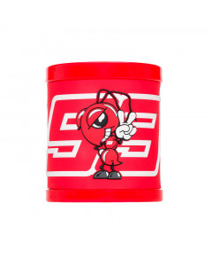 Marc Marquez MM93 Number and Ant Plastik Tasse