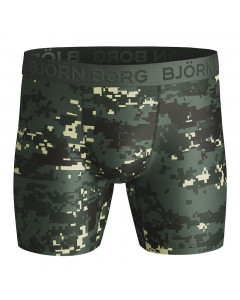 Björn Borg BB Digital Woodland Performance Boxershort