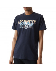 Los Angeles Dodgers New Era Photographic Wordmark T-Shirt