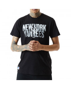 New York Yankees New Era Photographic Wordmark T-Shirt