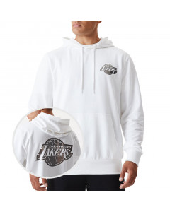 Los Angeles Lakers New Era Metallic Kapuzenpullover Hoody