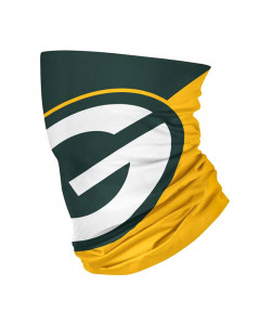 Green Bay Packers Color Block Big Logo Mehrzweckband