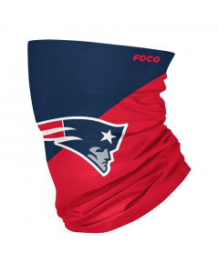 New England Patriots Color Block Big Logo Mehrzweckband