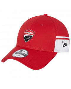 Ducati Corse New Era 9FORTY Side Print kapa