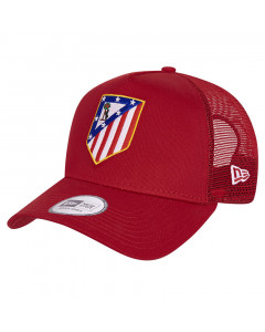 Atletico de Madrid New Era 9FORTY Trucker A-Frame kapa