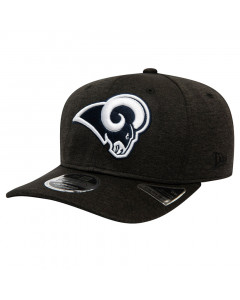 Los Angeles Rams New Era 9FIFTY Total Shadow Tech Stretch Snap Mütze