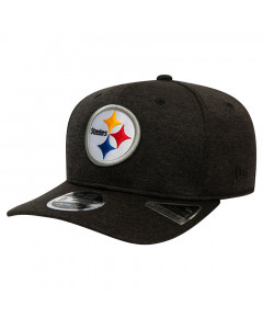 Pittsburgh Steelers New Era 9FIFTY Total Shadow Tech Stretch Snap kapa