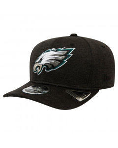 Philadelphia Eagles New Era 9FIFTY Total Shadow Tech Stretch Snap Mütze