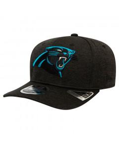 Carolina Panthers New Era 9FIFTY Total Shadow Tech Stretch Snap kapa