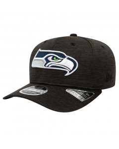 Seattle Seahawks New Era 9FIFTY Total Shadow Tech Stretch Snap Mütze