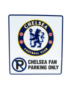 Chelsea No Parking tabla