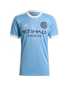 New York City FC Adidas Home Trikot