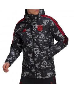 FC Bayern München Adidas CNY Padded Jacke