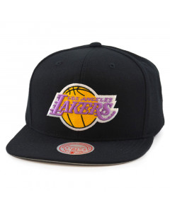 Los Angeles Lakers Mitchell & Ness Wool Solid kapa