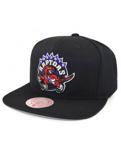 Toronto Raptors Mitchell & Ness Wool Solid Mütze