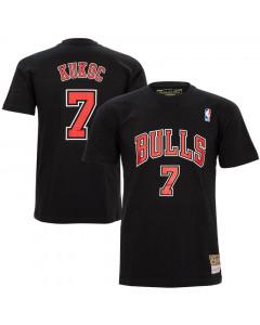 Toni Kukoć 7 Chicago Bulls Mitchell & Ness HWC T-Shirt