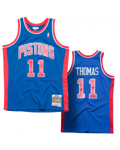 Isiah Thomas 11 Detroit Pistons Mitchell & Ness Swingman Trikot