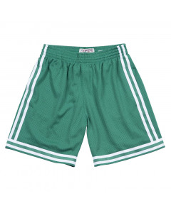 Boston Celtics 1985-86 Mitchell & Ness Swingman Road kratke hlače