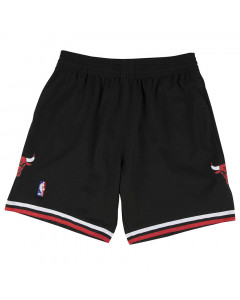 Chicago Bulls 1997-98 Mitchell & Ness Swingman Alternate kurze Hose