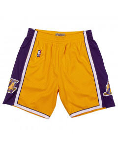 Los Angeles Lakers 2009-10 Mitchell & Ness Swingman kratke hlače