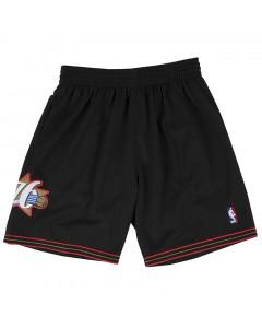 Philadelphia 76ers 2000-01 Mitchell & Ness Swingman Road kratke hlače