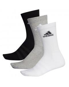 Adidas 3S Cushioned Crew 3x Socken