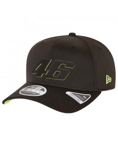 Valentino Rossi VR46 New Era 9FIFTY Featherweight Poly Strech Snap kapa