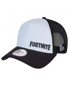 Fortnite New Era 9FORTY A Frame Trucker Mütze