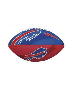 Buffalo Bills Wilson Team Logo Junior žoga za ameriški nogomet