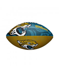 Jacksonville Jaguars Wilson Team Logo Junior Ball für American Football