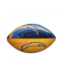 Los Angeles Chargers Wilson Team Logo Junior Ball für American Football