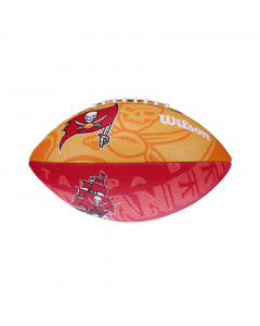 Tampa Bay Buccaneers Wilson Team Logo Junior Ball für American Football