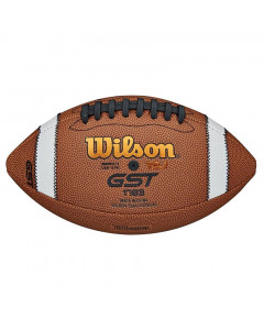 Wilson TDJ Composite Junior Ball für American Football