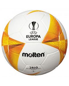 Molten UEFA Europa League F5U2810-G0 Official Match Ball Replica žoga 5