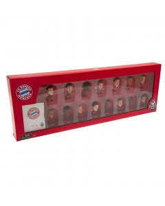 FC Bayern München SoccerStarz 15 Limited Edition Player Team Pack Figuren