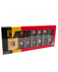 Belgien RBFA SoccerStarz 12 Player Limited Edition Team Pack Figuren