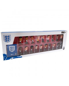 England FA SoccerStarz 19 Player Limited Edition Team Pack Figuren