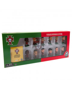Portugal FPF SoccerStarz 12 Player Limited Edition Team Pack Figuren